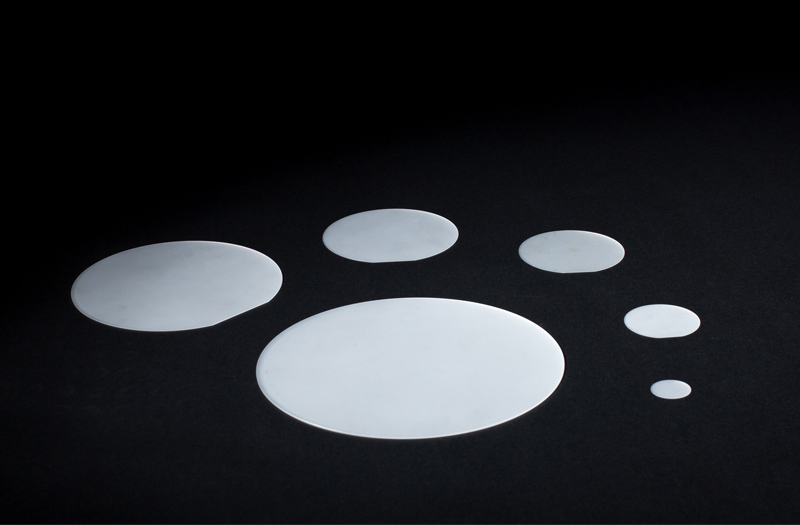 8 Inch C-plane(0001) Sapphire Wafers